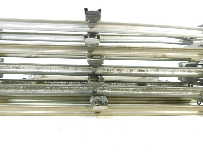 Betrieb Spur 0 10x Märklin Gleis Ausgleichsstück 16cm neu vernickelt für elektr