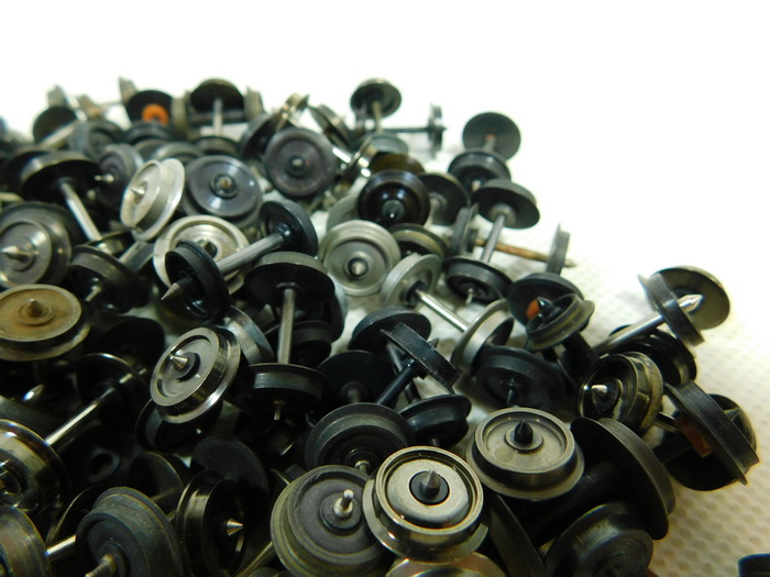 Roco 40191 2x Radsatz DC in H0 Fabrikneu