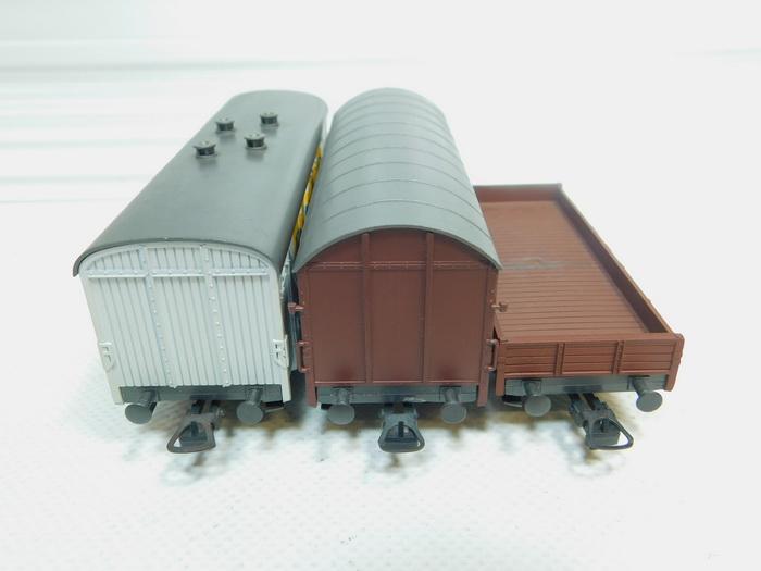 5 Stück LED-Leuchtmittel E5,5-22V GRÜN Spur H0//TT//N  NEU #LED5-GR